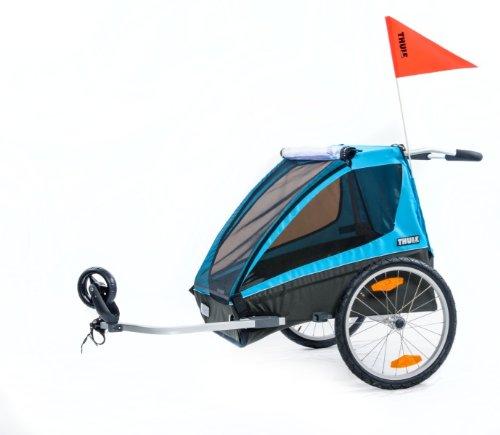 Thule Coaster Fahrradanhanger Test De